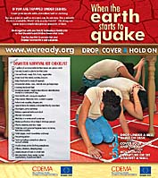 Earthquake Brochure Thumbnail